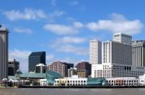 The New Orleans City Skyline
