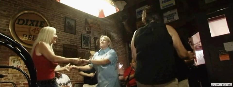 LA Bar dancing